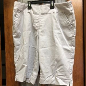 Westbound khaki shorts